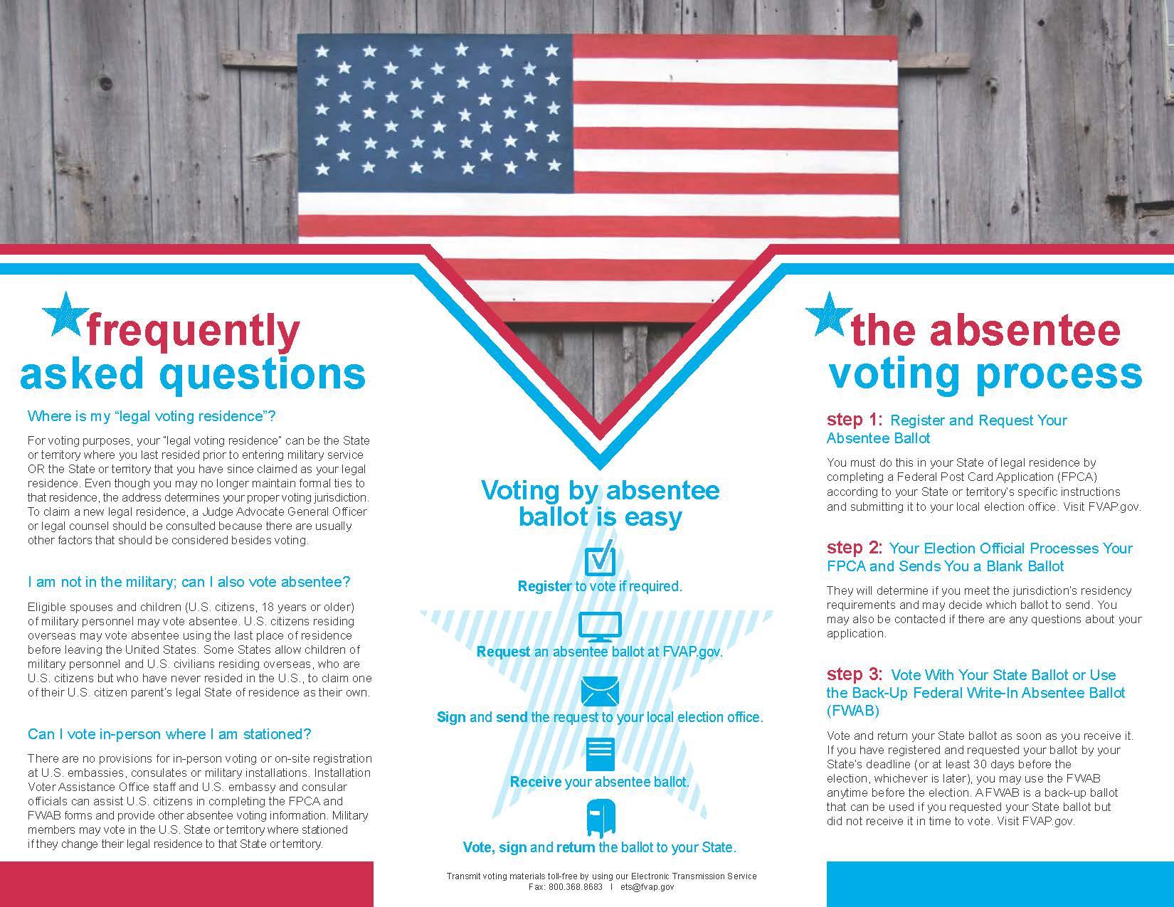voting assistance