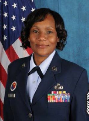 Chief Master Sgt. Kimberly S. Turner
