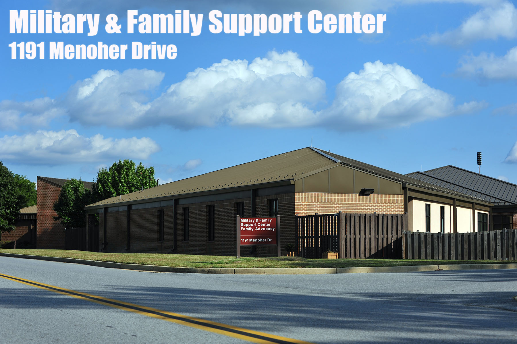 The Military & Family Support Center