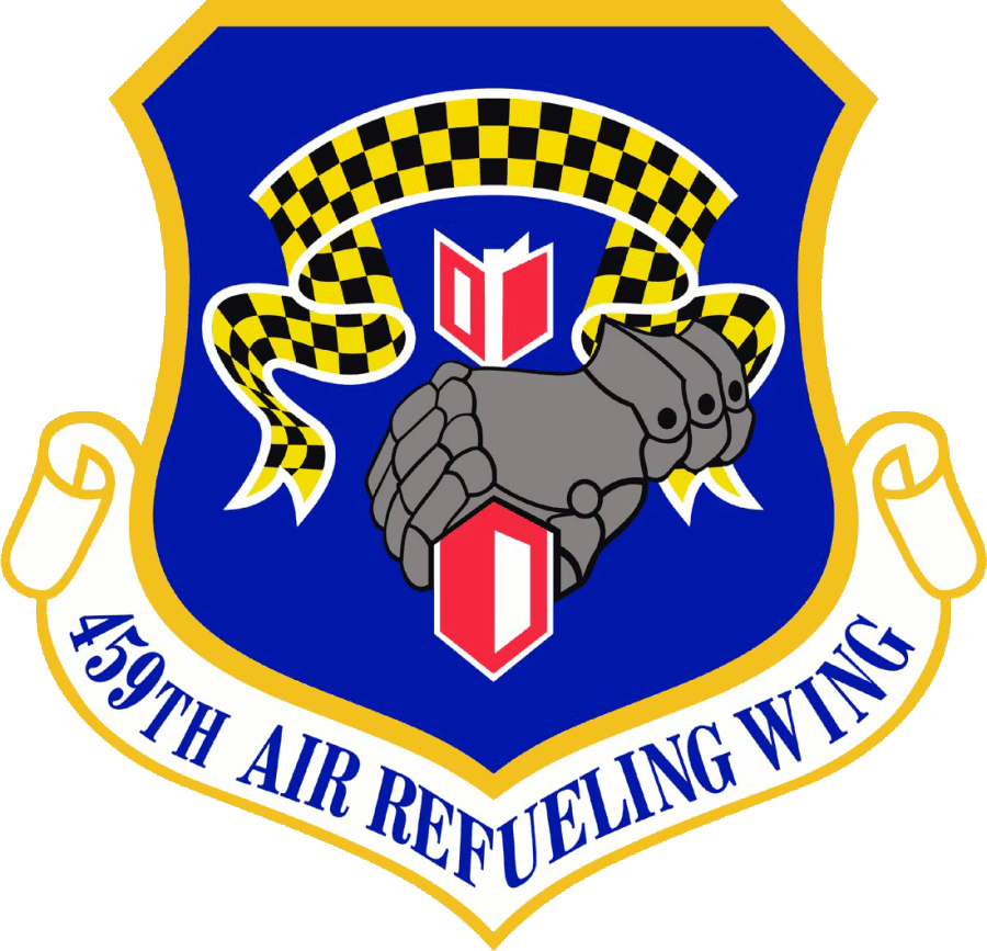 459th Air Refueling Wing patch