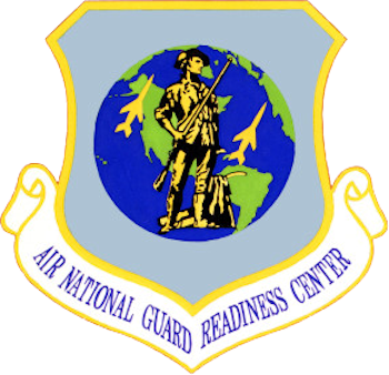 Air National Guard Readiness Center patch